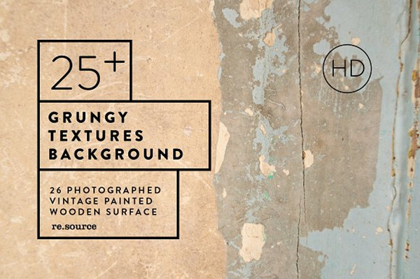 Grungy Textures Background