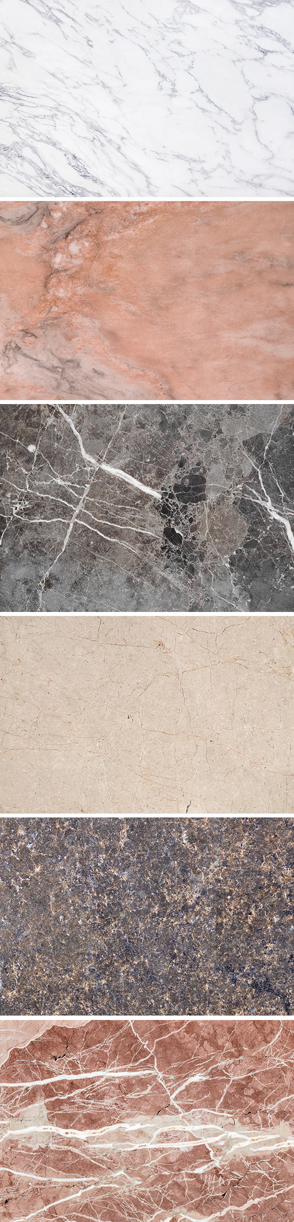 6 Marble Textures Vol.2