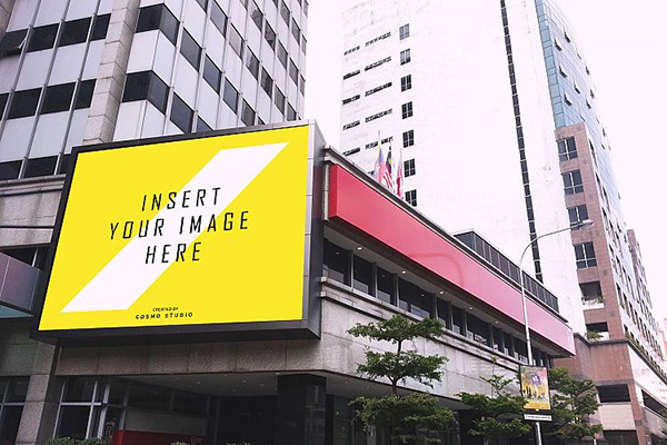 12 Billboards Mockups