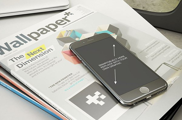 2 iPhone 6/6s Mock-ups in PSD format