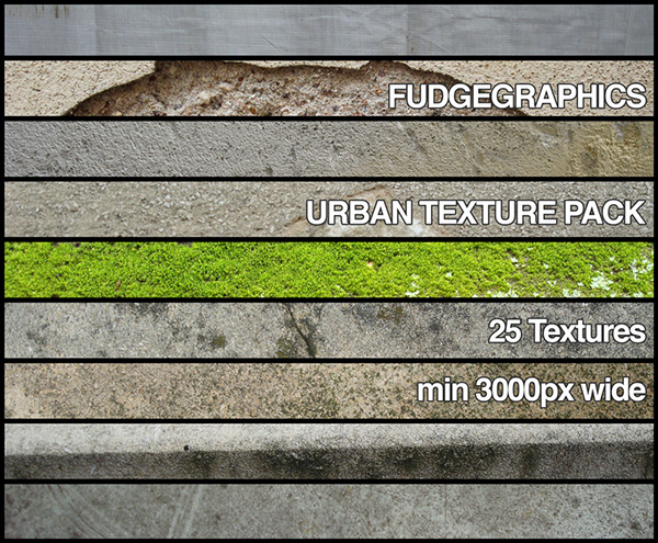 Urban Texture Pack