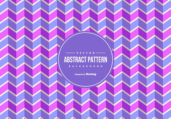 Abstract Chevron Background - Free Vector