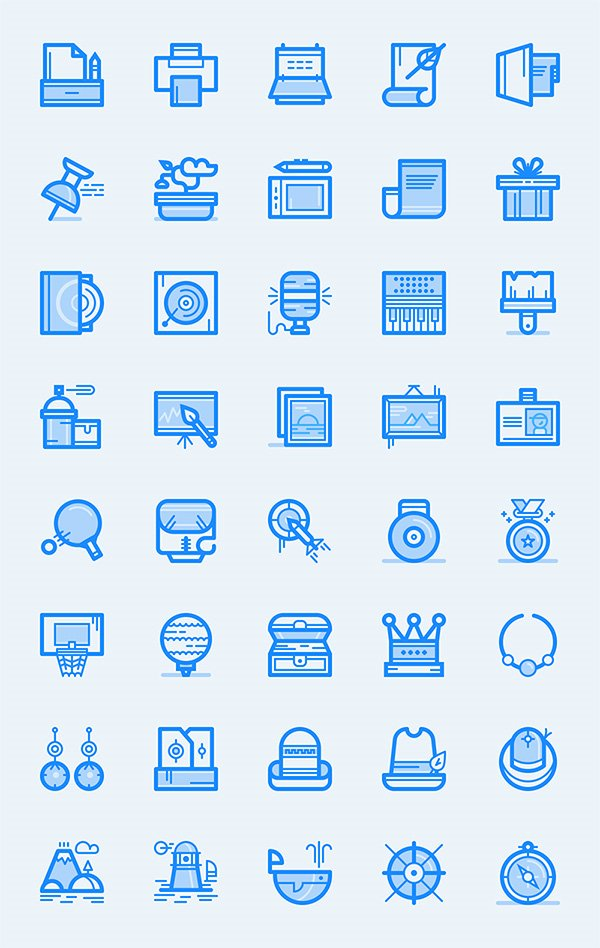 Birply Icons Vol2