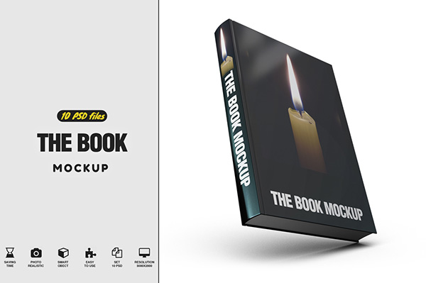 The Book Mockup