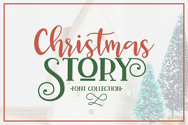 20+ Best Christmas Fonts