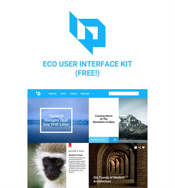 Eco UI Kit