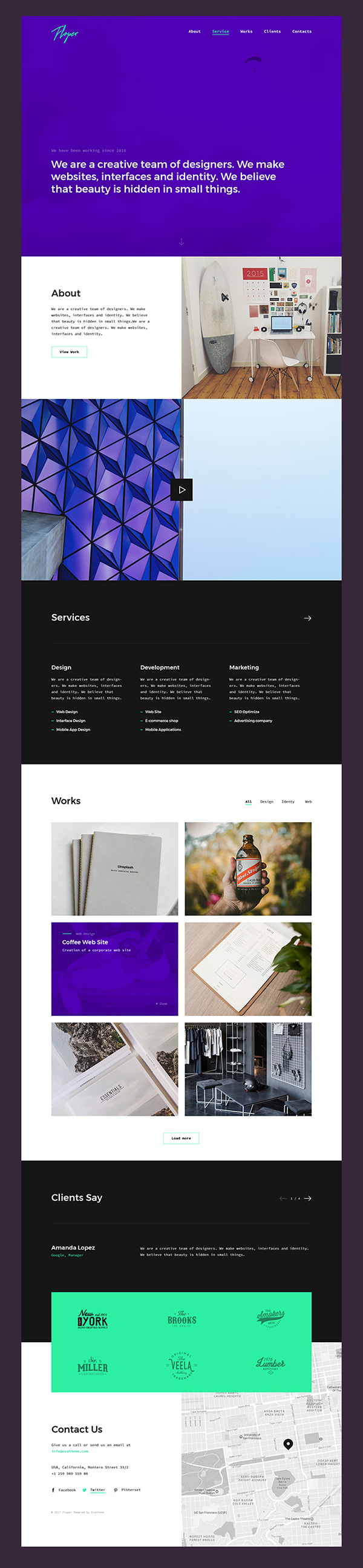 51 Free Bootstrap Themes Templates