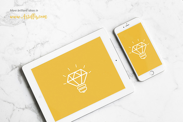 Free iPhone & iPad Mockup