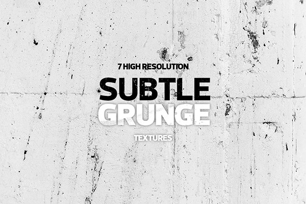 7 High Resoultion Grunge Textures