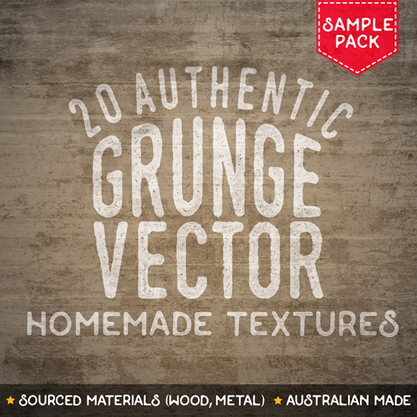 6 Authentic Grunge Textures