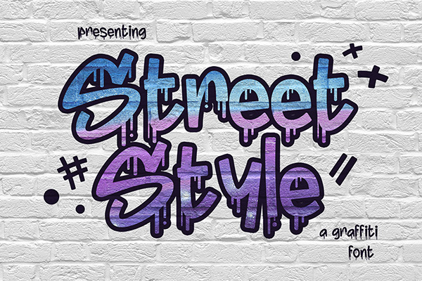 31+ Best Graffiti Fonts (Free & Premium)