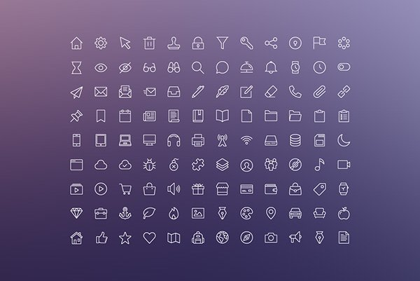 iOS Edge 216 Icons