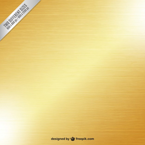 Gold background - Free Vector