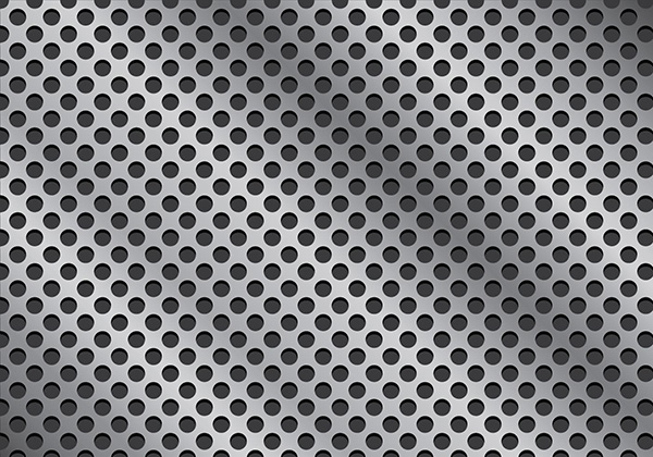 Grill Metal Texture - Free Vector