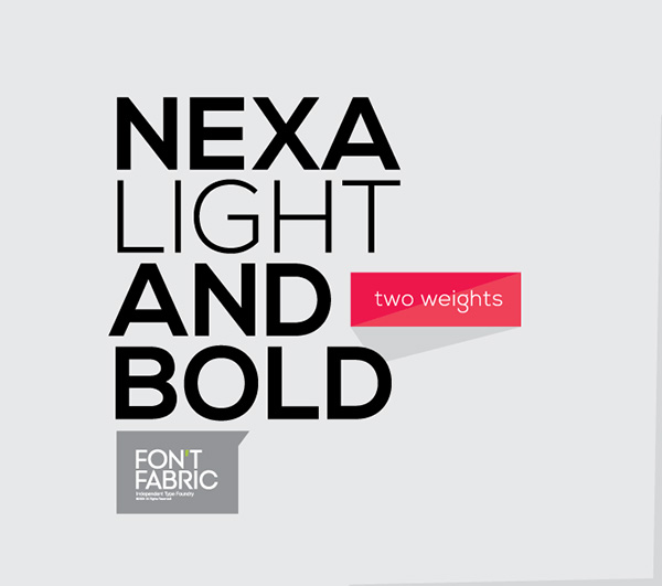 Nexa - 2 Free Weights