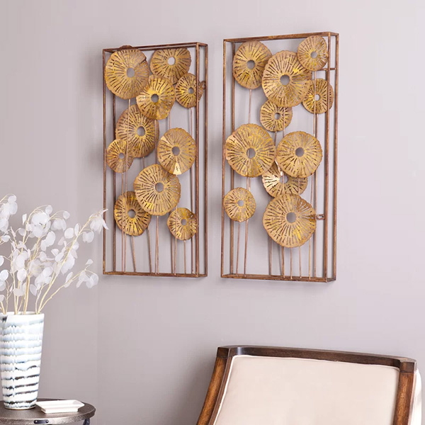 2 Piece Wall Décor Set