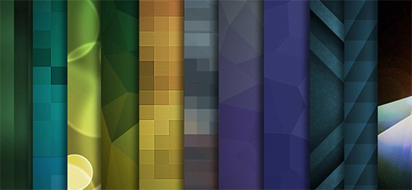 11 Free Polygon Backgrounds