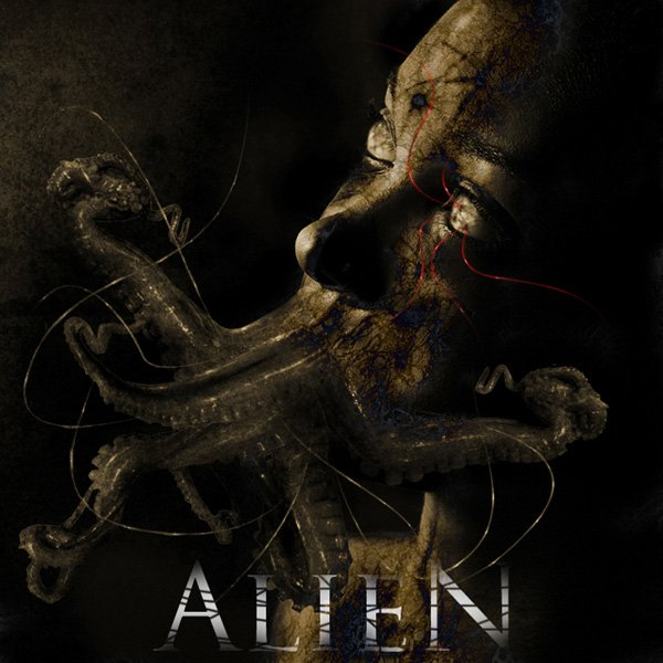 Alien Photo Manipulation
