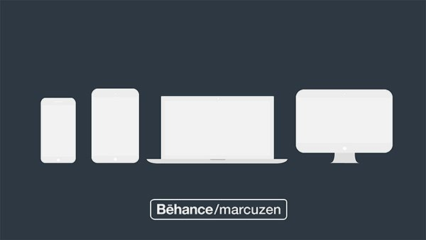 Apple Products Mockup Templates