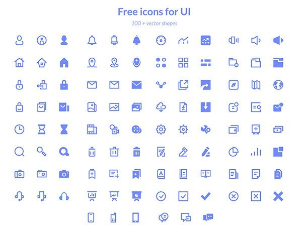 bad7c563f 295+ Cool Free Icons Sets - Page 5 of 5