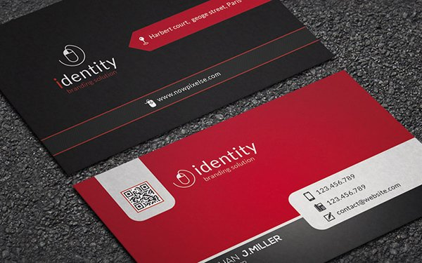 Creative Business Card 004