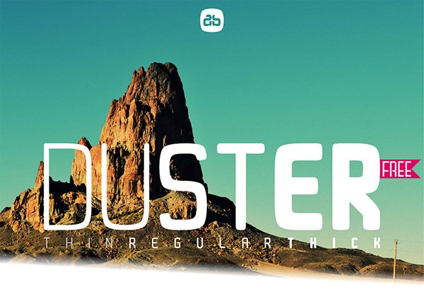 Duster Font