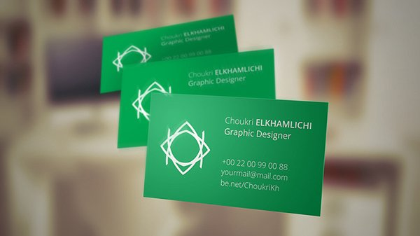 Flying business Card V2