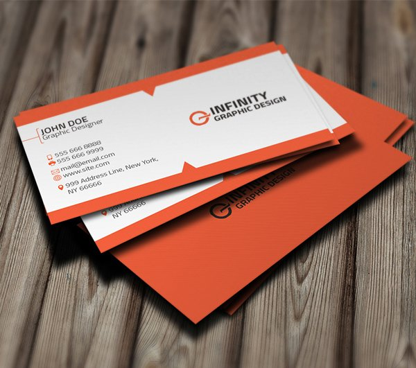 Amazing Free Business Card PSD Templates - Free templates business cards