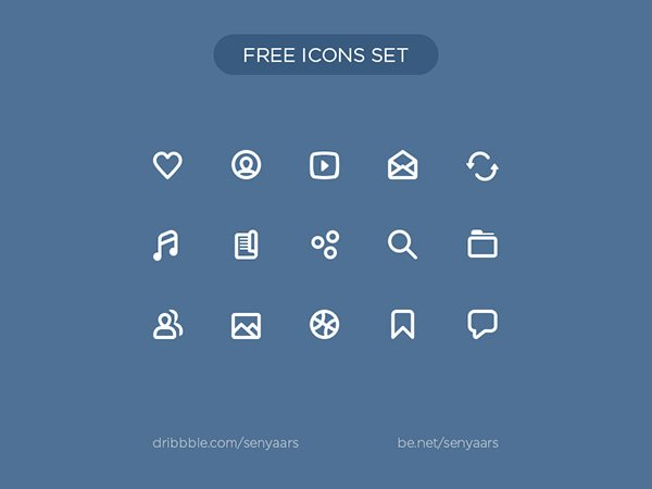 Free icons Vkontakte Concept