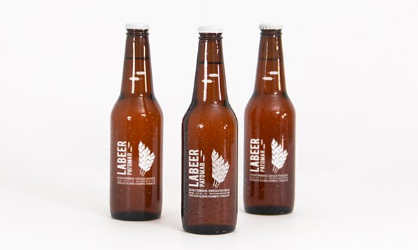 Beer Bottles- PSD Template