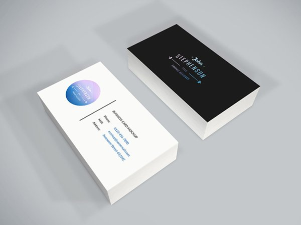115 free business card mockups business card mockup vol5 colourmoves Images