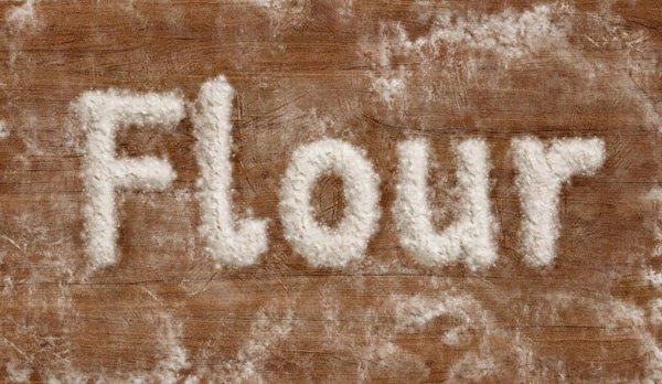 Create a Detailed Flour Text Effect in Adobe Photoshop
