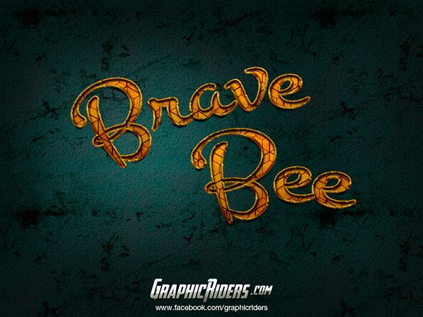 Fantasy style – Brave Bee
