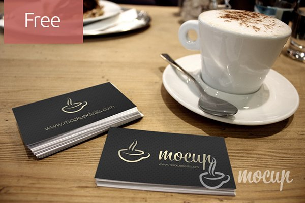 115 free business card mockups free business card mockup reheart Gallery