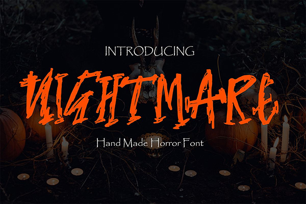 31+ Best Horror & Scary Fonts (Free & Premium)
