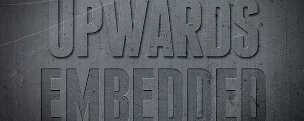 Create Letterpress Text Effects in Photoshop
