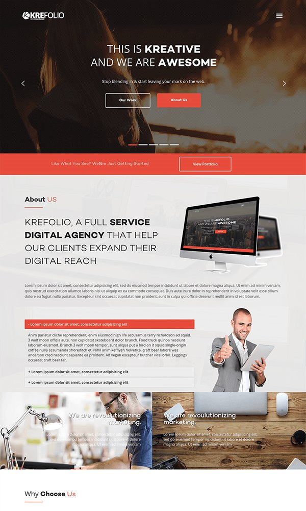 best free website templates 26 best free bootstrap html5 website templates february