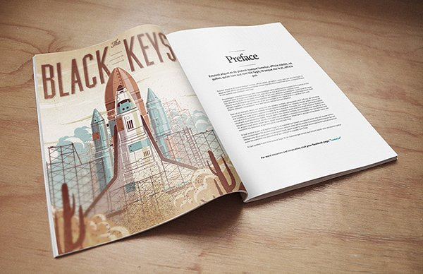 Magazine Mock Up Free
