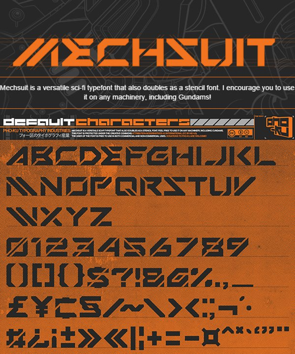 Mechsuit