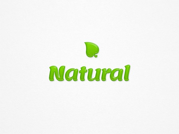 Natural Text Effect
