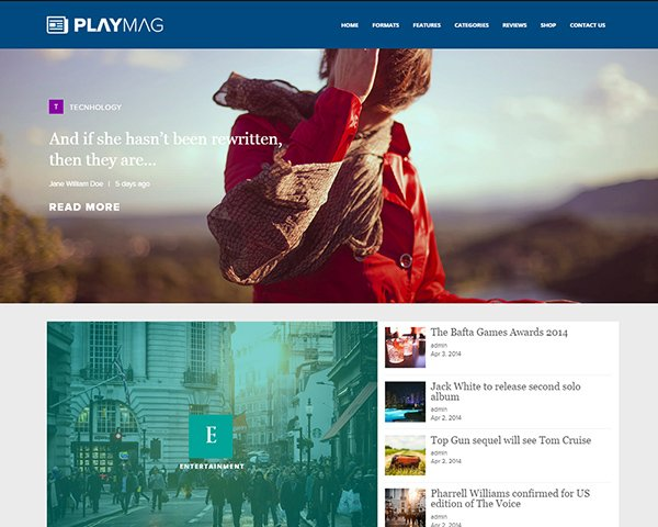 35+ Best Premium Magazine WordPress Themes