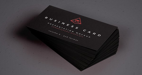 115 free business card mockups psd business card mock up vol26 reheart Images