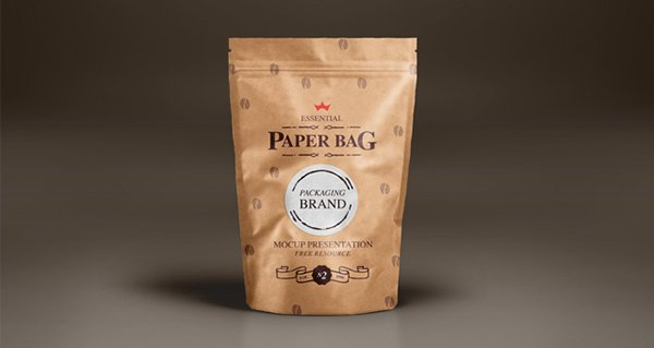 Paper Bag Vol2 PSD Template