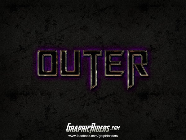 Sci-fi style – Outer