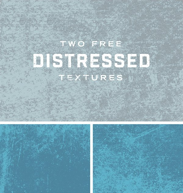2 Vector Distress Textures